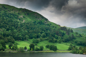 Nab Cottage at Rydal Water